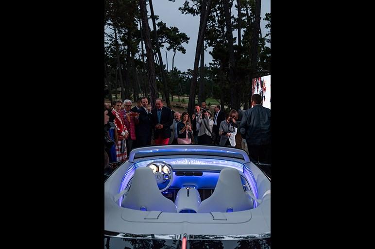 未来の模索か、意思の表明か メルセデス・マイバッハ6カブリオレ世界初披露