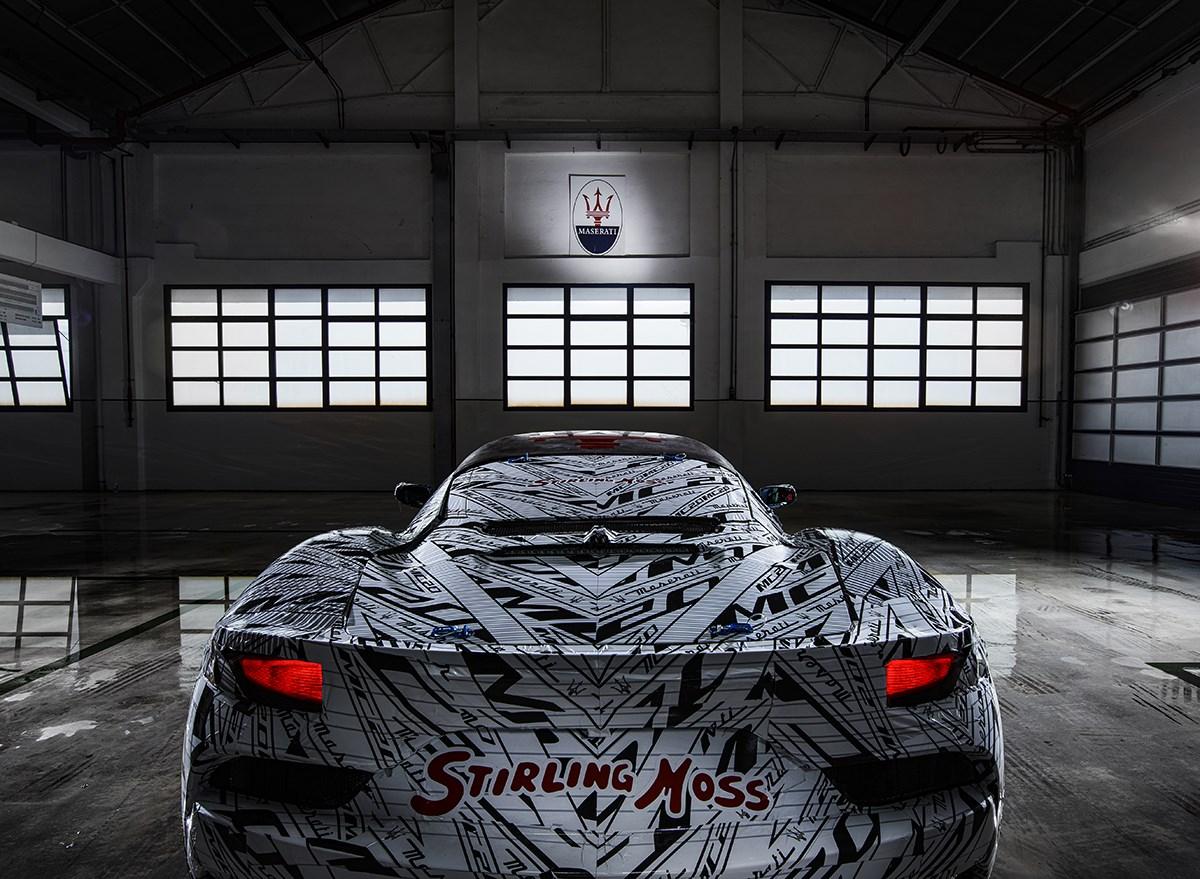 マセラティ、新型スーパーカー「MC20」の新画像を公開