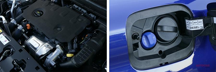 試乗 改良新型プジョー308 SW 新開発1.5ℓディーゼル(130ps)のワゴンを評価