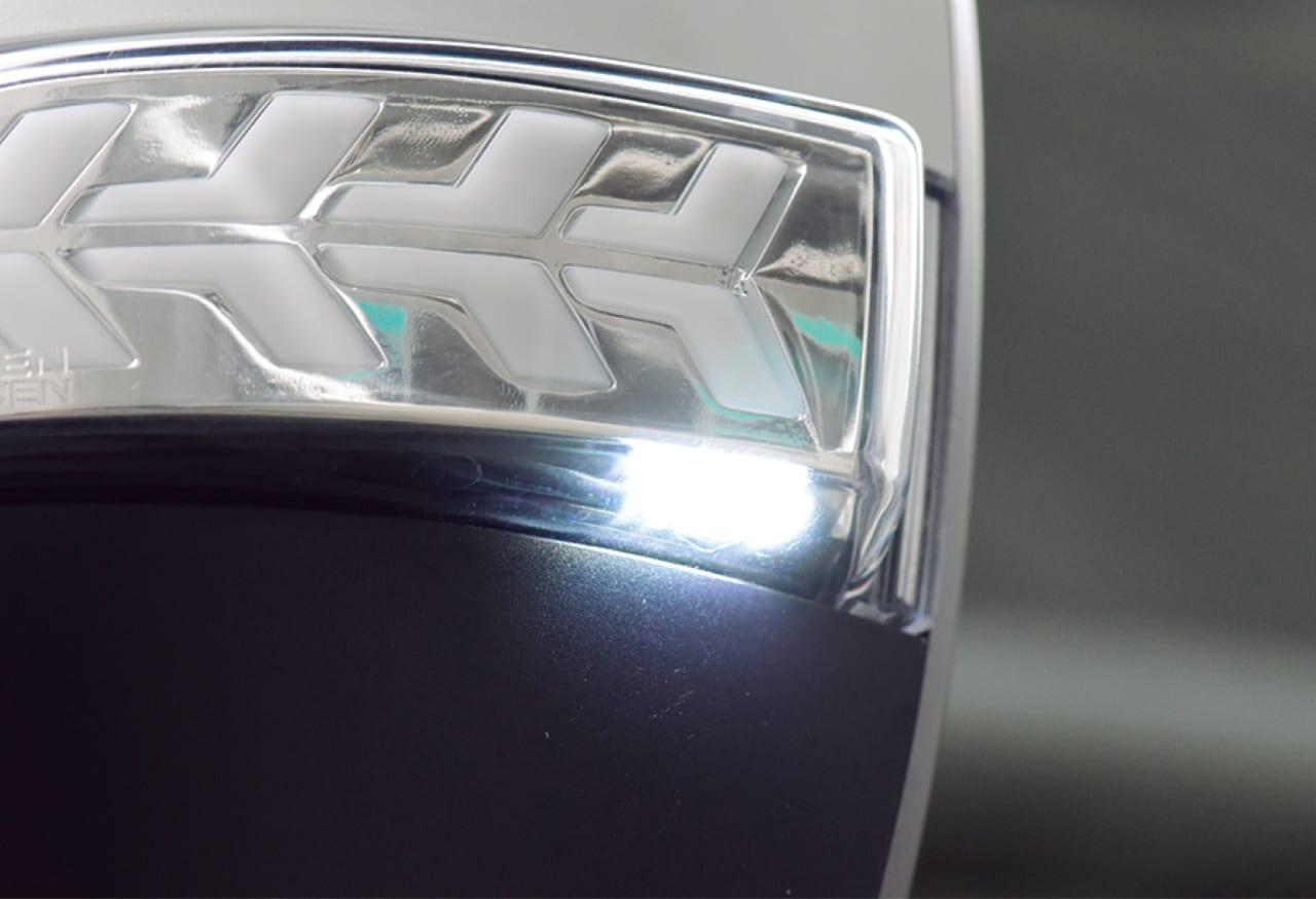 スバル車のヒカリに躍動感あるデザインとアクションを!|ロェン
