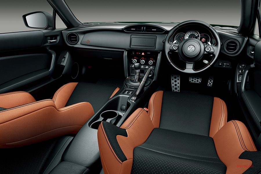 トヨタ86、特別仕様車「GTブリティッシュグリーン・リミテッド」 期間限定で受注開始