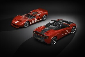 マクラーレン 650Sカンナムを発表