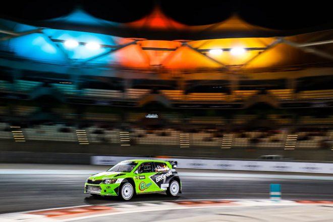 世界ラリークロス:WRC経験者が新型シュコダRXでデビュー。ピケJr.は新選手権参戦へ