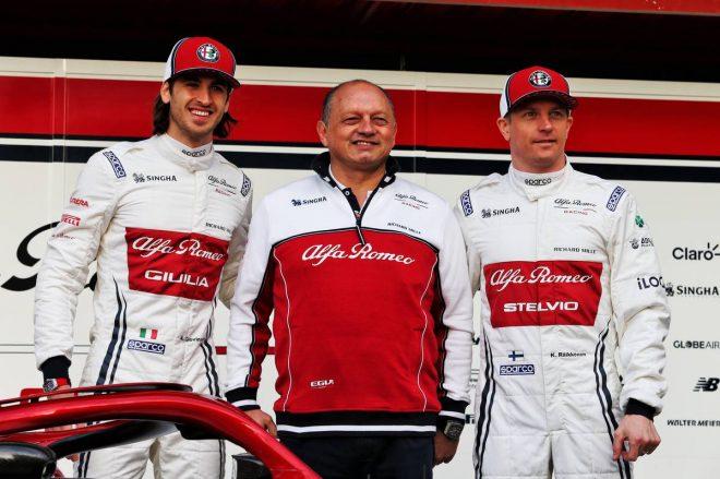 """ライコネン率いる新生アルファロメオは""""ビック3""""直下の実力か/F1合同テスト総括(3)"""