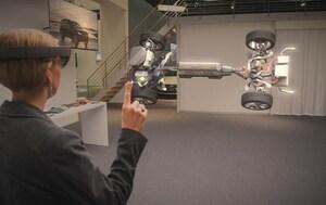 ボルボがマイクロソフトと3Dホログラム活用の次世代自動車テクノロジーを共同開発