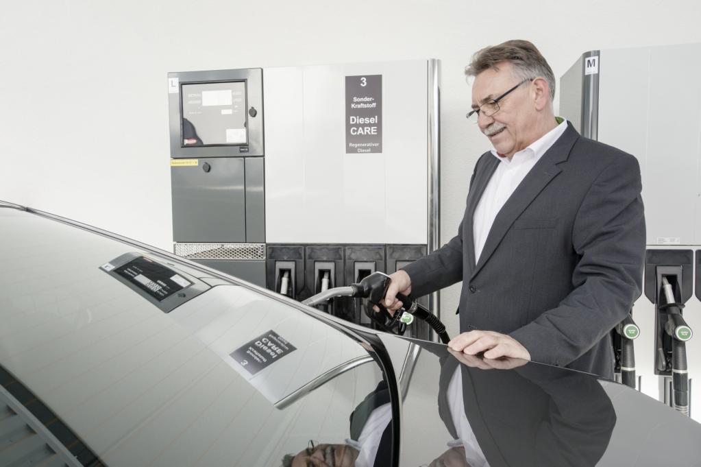 ボッシュ:完全に再生可能なディーゼル燃料をテスト中
