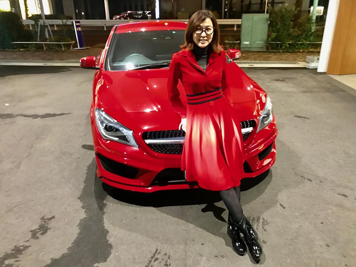 【美人自動車評論家】吉田由美の「わたくし愛車買っちゃいました!」その55