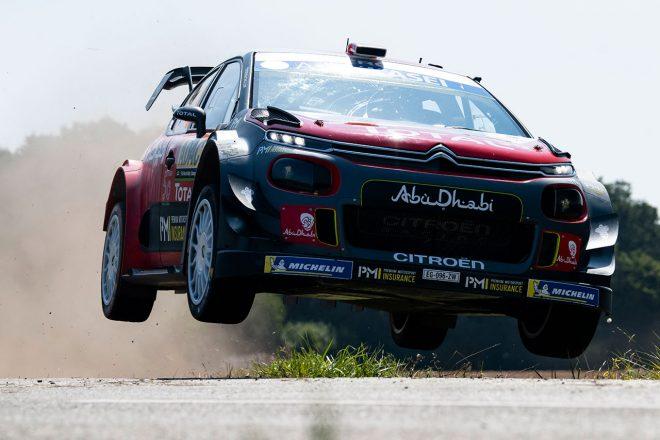 WRC:シトロエン、2019年はブランド100周年記念カラーで参戦。エントリー名称も変更