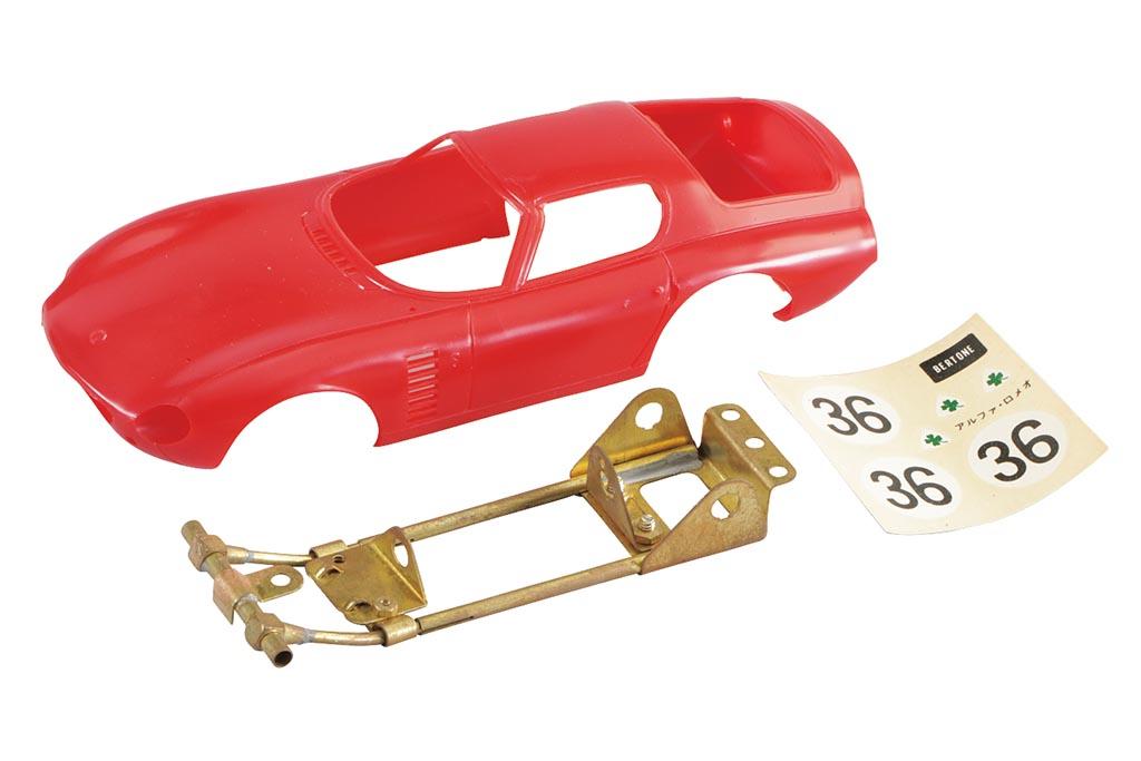 メイド・イン・トーキョーのスロットカーの思い出【GALLERIA AUTO MOBILIA】#025