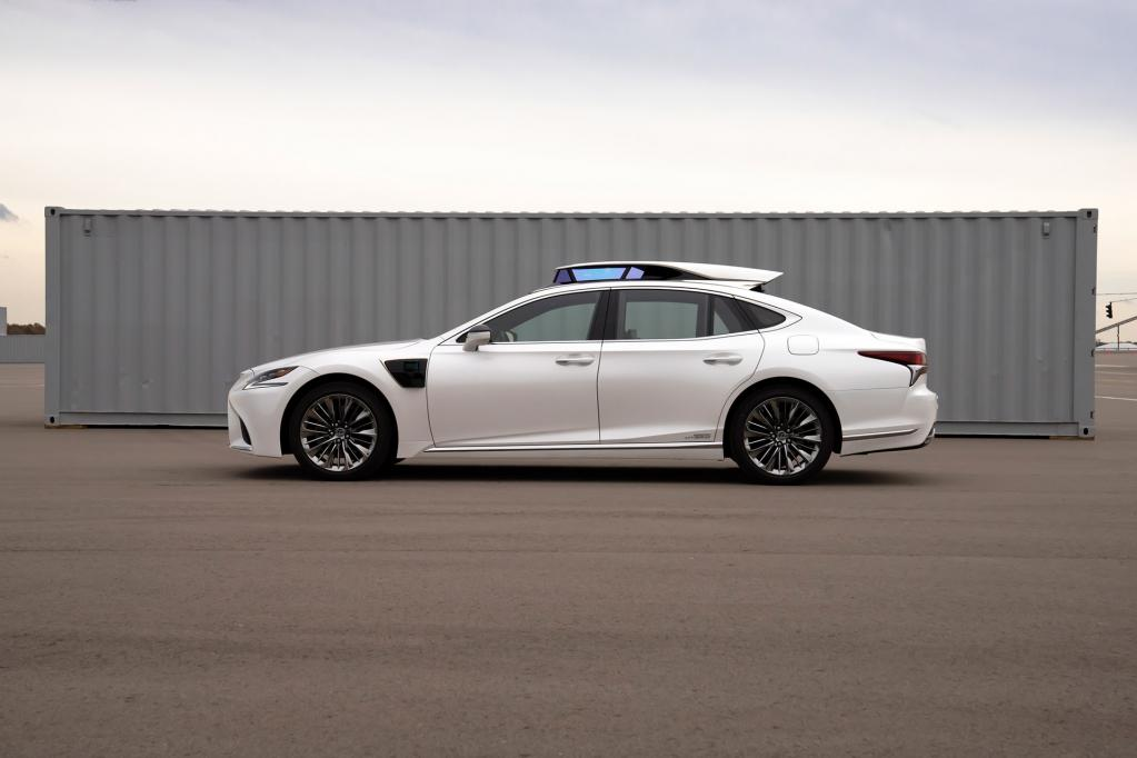 トヨタがレベル4自動運転車の同乗試乗の機会を2020年夏に提供へ