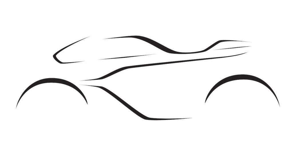 アストンマーティン、オートバイ界に進出! ブラフ・シュペーリアとコラボレーション