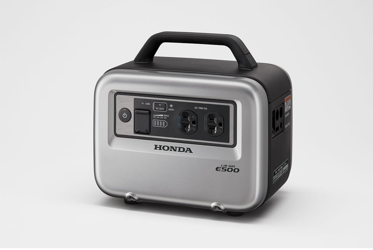 マニアは注目! ホンダがオーディオ機器に最適な蓄電機を限定発売