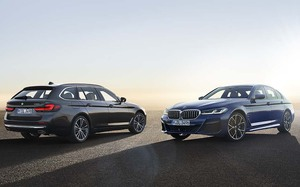 【フォトデビュー!】「BMW 5シリーズ」ライフサイクル半ばのカンフル剤投入で全身を隅々までバージョンアップ!