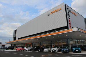 宮城トヨタグループ、メーカー直営のトヨタカローラ宮城をグループ会社化 東北のトヨタ販社 全て地場運営へ