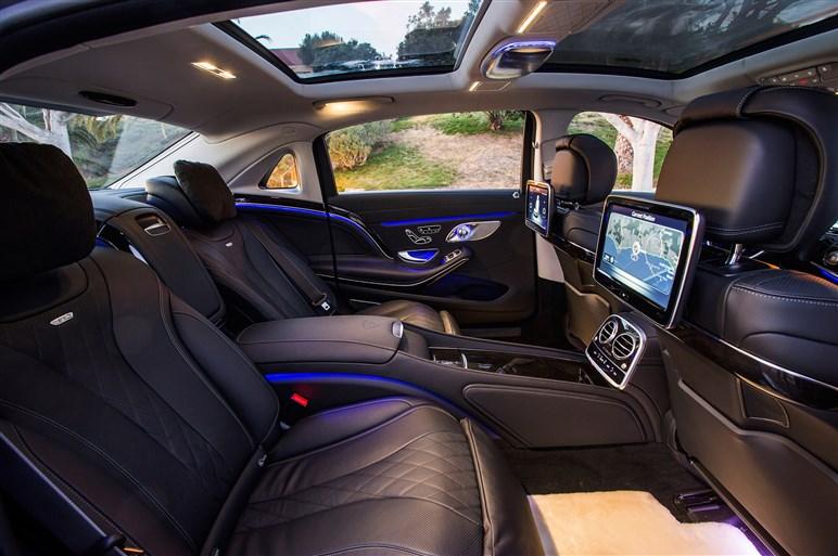 超高級車「メルセデス-マイバッハ Sクラス」に試乗