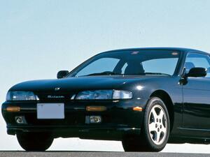 平成スポーツカー図鑑<その19>日産 S14型シルビア(平成5年:1993年)