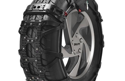 非金属タイヤチェーン・ユーザーは要チェック!カーメイトが「セルフィット」を自主回収