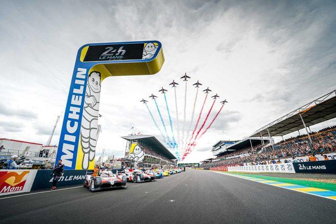 2020年6月の第88回ル・マン24時間暫定エントリーリスト発表。全クラス合計62台、LMP1クラスは6台