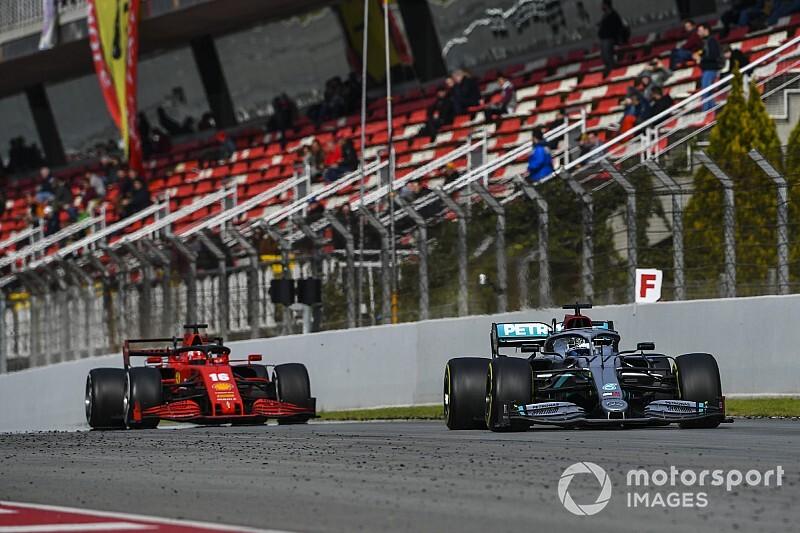【F1データ集:2020年F1プレシーズンテスト】6日間の全データ。一番走ったのはどのチームだ?