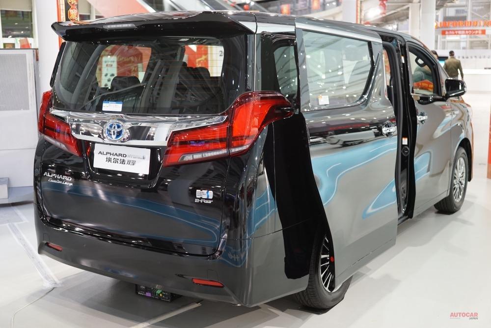 【恐るべきアルファード中国の人気】5年落ちでやっと正規の新車価格? 人気の理由「日本製」