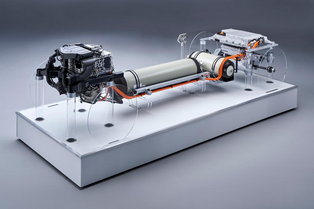 ついにBMWも燃料電池車に本腰? 市販開始は2022年より