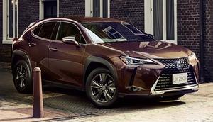 レクサス 「UX」に上質なブラウン内装の特別仕様車「Brown Edition」を設定。使い勝手を高める装備も充実