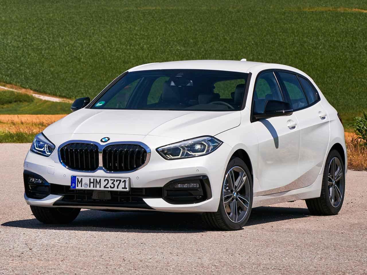 BMW 1シリーズにディーゼルモデル118dを追加。16.7km/Lの低燃費とランニングコストが魅力