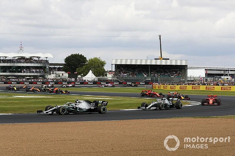 """F1イギリスGP、4月末が開催か延期かの""""デッドライン""""に。主催者が声明で明かす"""
