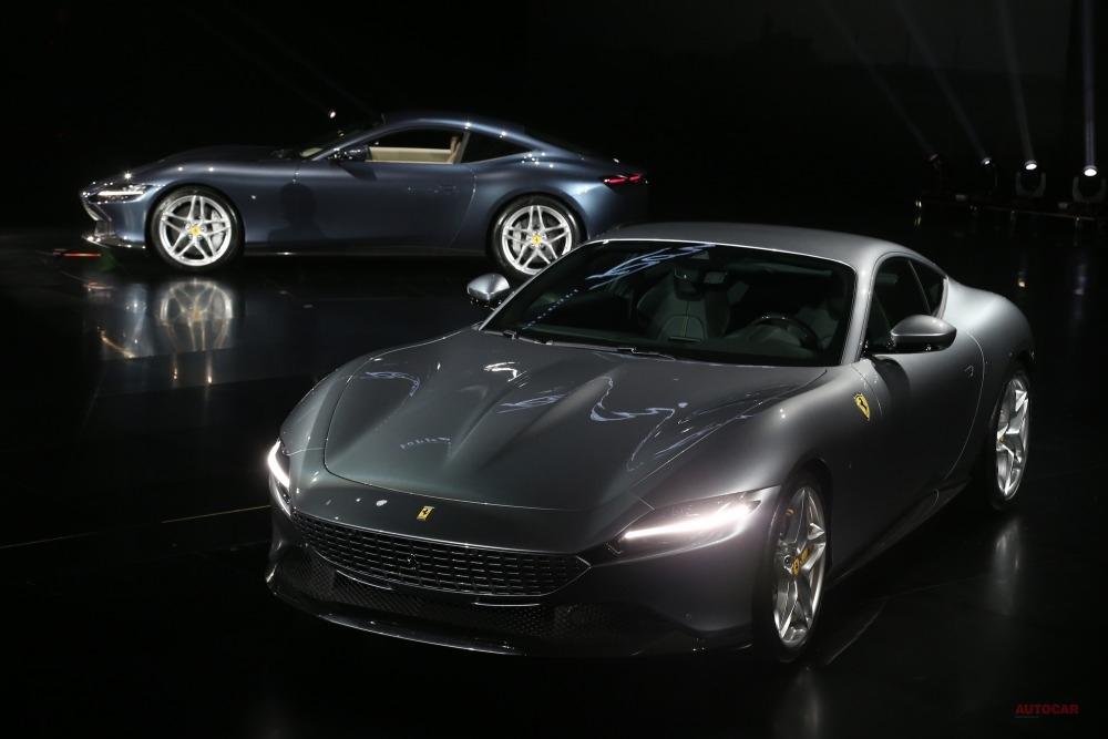 【日本価格/スペック/内装/サイズは?】フェラーリ・ローマ V8新型2+2クーペ、日本導入