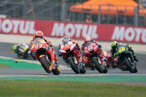 MotoGP:新型コロナの影響でフランスGPも延期決定。2020年シーズンの再開見通し立たず