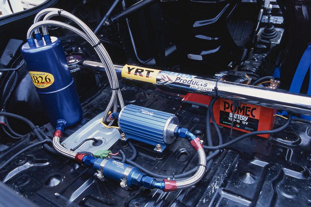 「RX-7にRB26DETTスワップは禁忌すぎる・・・」650馬力の直6サウンドを轟かすFC3S邪道チューン!【OPTION back number】