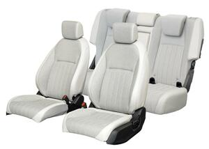 ホンダの新型フィットのシートは、テイ・エス テック製 軽量で快適な座り心地を実現した
