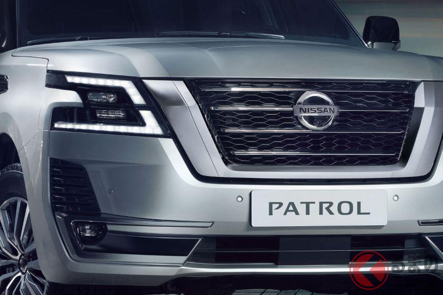 超ド級SUV 日産「パトロール」がヤバい! ランクル対抗なるか