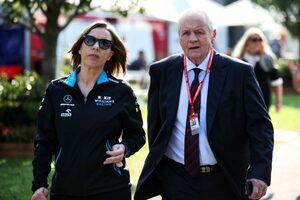 「ウイリアムズの不振を副代表クレアのせいにするのは不公平」と元F1王者アラン・ジョーンズ