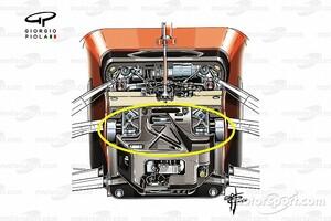 フェラーリF1、昨年から秘密のシステムPASを使用。メルセデスのDASと類似の効果がある?