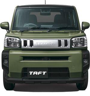 ダイハツ、新型軽クロスオーバーSUV「タフト」を6月に発売 先行予約開始