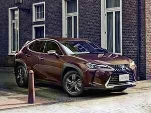 レクサス UXに都会に映える落ち着いた印象の特別仕様車「ブラウン エディション」を設定