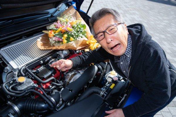【30年間ぶんのありがとう】スバルの宝 世界に誇る名エンジン 最後のEJ20ターボ卒業式!!