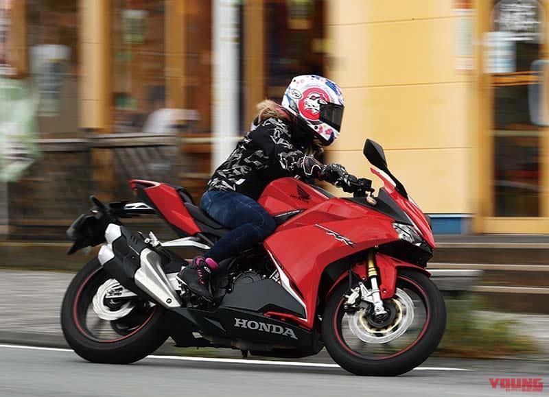 レーシング女子・岡崎静夏のCBR250RR試乗インプレ【どこを走っても楽しめる、バイクの理想型】
