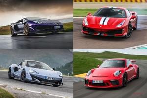 【2019年 最高のハードコア・スポーツカー10選】サーキットから公道まで