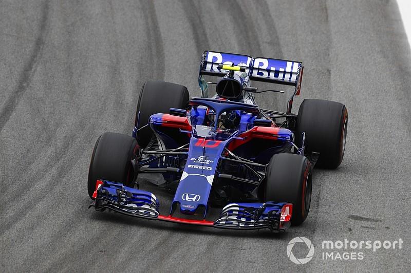 F1ブラジルGP予選速報:ハミルトンがコースレコード更新でPP獲得。トロロッソのガスリー10番手