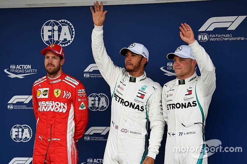 F1ブラジルGP予選レポート:王者ハミルトン、接戦を制しPP獲得。トロロッソ・ホンダのガスリーQ3進出
