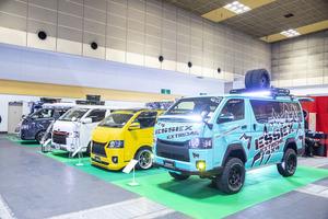 商用車なのになぜ? トヨタハイエース&日産キャラバンのカスタムが流行なワケ