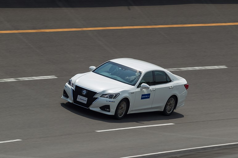 ミシュラン プライマシー4はコンフォートタイヤの新基準かもしれない