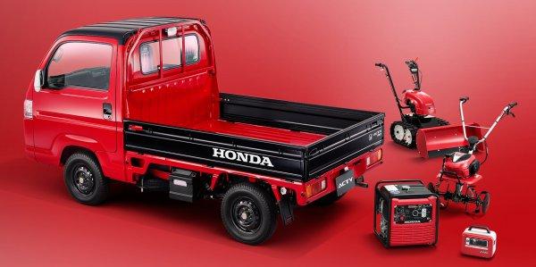 【アクティトラック生産終了へ!】素晴らしき技術の塊! 軽トラックは日本の宝だ
