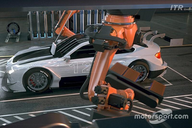 """DTM代表ベルガー、構想する電動新シリーズはフォーミュラEとは""""まったく異なる""""と説明"""