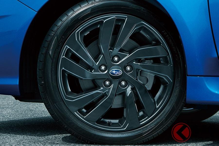 スバル「レヴォーグ」に2Lターボの特別仕様車「2.0GT アイサイト Vスポーツ」登場