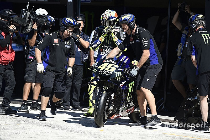"""【MotoGP】ヤマハ一丸で挑むために……。""""組織改革""""が浮上の目掴むきっかけに?"""