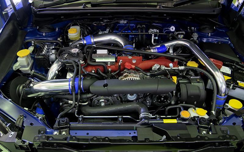【東京オートサロン2020事前情報】「トラストは350馬力のWRX STIコンプリートカーを発表」限定10台&555万円での販売が決定!