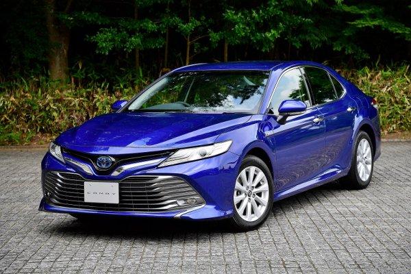 【月販9万台超!??】日本では地味なのに世界では超メジャーな国産車 5選